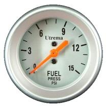 52Mm Auto Mechanical Fuel Pressure Gauges 15Psi