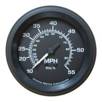 Marine Speedometer, 3-3/8