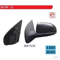 KD-9120側面ミラー
