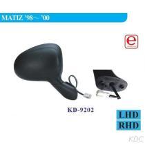 KD-9202側面ミラー
