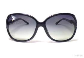 Fashion Lady Sunglasses, TR90 Frame With Polarized Lens