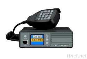인터콤을 두는 Vehicle-Mounted GPS