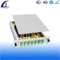 Rahmen-Art Faser Optik-PLC-Teiler