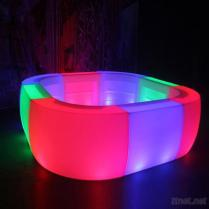 WiFi Remote Control Lighted Bar Counter for Pub Event Use