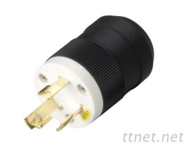 Nema L6-30P Locking Power Cord