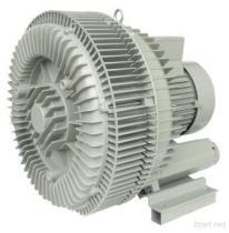 IP55 & IE2/IE3 모터 두 배 단계를 가진 세륨 승인되는 옆 채널 송풍기