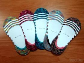 Signora No-Show Socks