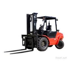 Royal Sell Rough Terrain Forklift Truck 2.5T-3.5T With Original Japanese Engine