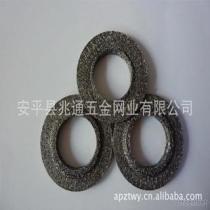 ステンレス鋼の金網のパッド