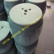 ステンレス鋼ワイヤー編む網の洗濯機
