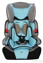 안전에 있는 아기 어린이용 카시트