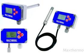 Transmissor Multi-Functional da temperatura da série de MHT & de MDP & do ponto da umidade/condensação