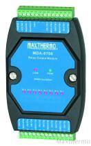 MDA-8708 릴레이 산출 단위
