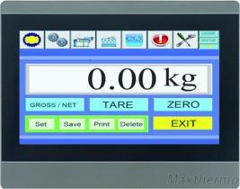 Interfaccia di macchina umana di MK100-WST