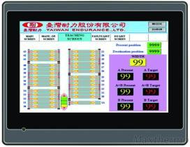 MT070-WST menschliche Maschinen-Schnittstelle