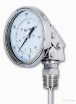 Bimetallischer Thermometer der Reihen-MB-202