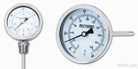 Bimetallischer Thermometer der Reihen-MB-20