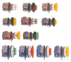 Momentary Illuminated Push Button E2 series