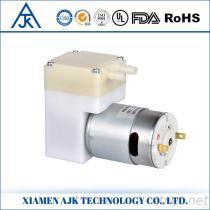 12LPM Pomp van het Diafragma van de Lucht van gelijkstroom 12V 24V de Mini Vacuüm