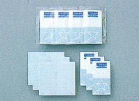 Maak het Document van de Zaal, de Reeks van het Notitieboekje schoon