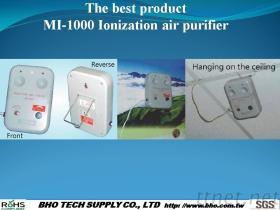 Mi-1000 de Zuiveringsinstallatie van de Lucht van de ionisatie