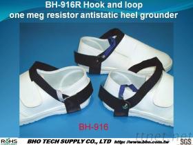 BH-916R haak en Lijn Één de Antistatische Hiel Grounder van de Weerstand Meg