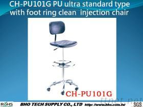 CH-PU101G Pu ultra Standaard met Stoel van de Injectie van de Ring van de Voet de Schone
