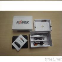 DVB-S Nagra 3 Twin HD Wifi AZ BOX Bravissimo Satellite Receiver