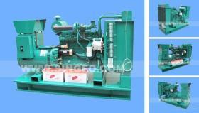 50Hz 100Kw/125Kva Cummins Industrial Derv Powered Generating Sets