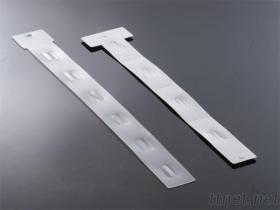 4/6/8/10/12 Plastikclip-Streifen des Haken-pp.