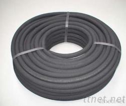 tubo flessibile nero dell'inzuppatore