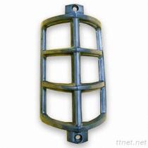 De gegoten Lampekap van de Legering van het Aluminium voor Vrachtwagen en Tri