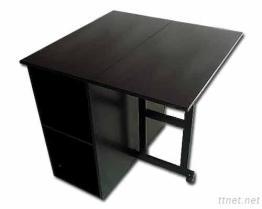 طاولة [فولدبل] - أثاث لازم خشبيّة