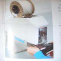 máquina plástica del perno de la grapa