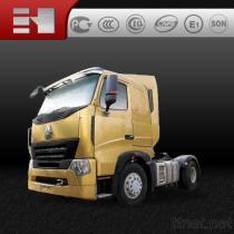 A7 de Vrachtwagen van de Tractor HOWO 4X2