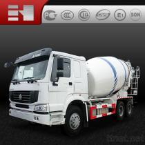 De Vrachtwagen van de Mixer HOWO 6X4