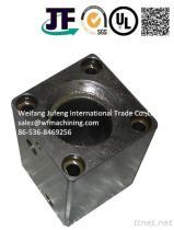 CNC Machining Cylinder Parts For Hydraulic Cylinder