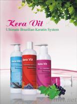 Behandeling van de Zorg van het Haar van de Keratine van Vit van Kera de Braziliaanse