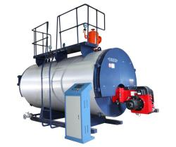 Fuel Oil Gas Electroc Hot Water Boiler