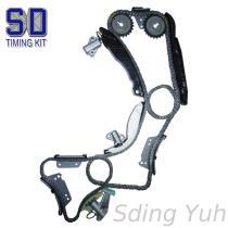 Engine Timing Kits for Kia Sorento (JC) 2.5 CRDi D4CB DIESEL 120KW 163HP 2006