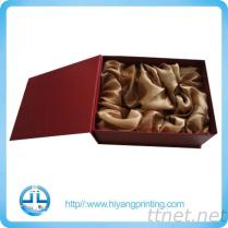 Simple Red Gift Box