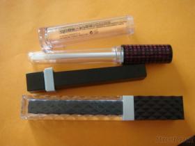 2 de kleuren In reliëf gemaakte Component van de Injectie van Lip & Mascara