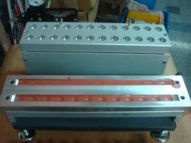 Neues Vakuumsystem kann allen 12/24 PCS produzieren das Firmenzeichen-Lippenstift