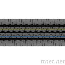 Het Rubber van het Loopvlak van Precured voor Vrachtwagen