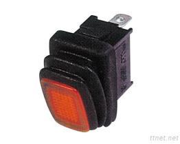 LPBS-040 Illuminated Push Button Switches
