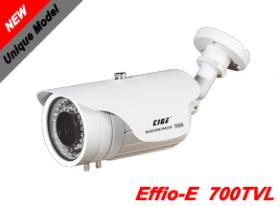 SONY Effio-E Varifocal IR Camera