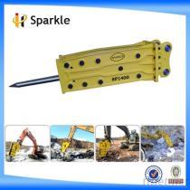Het hydraulische Hoogste Type van Breker voor Graafwerktuig