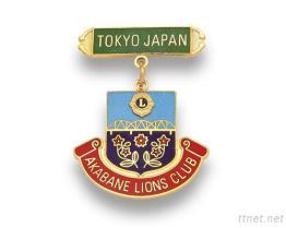 Het kentekenleverancier van leeuwen