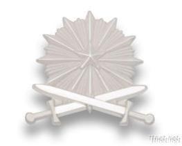 Aangepaste militaire medaille