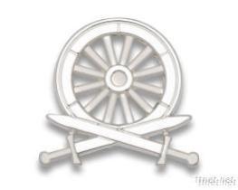 De militaire fabrikant van de Medaille
